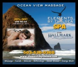 Elements by the Sea Spa