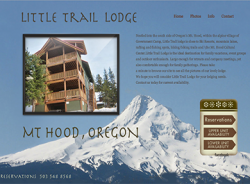 Little Trail Lodge